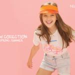 short jeans para nena verano 2018 Nucleo Nenas
