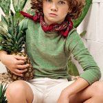 sweater fino para chicos verano 2018 Paula Cahen D Anvers Niños