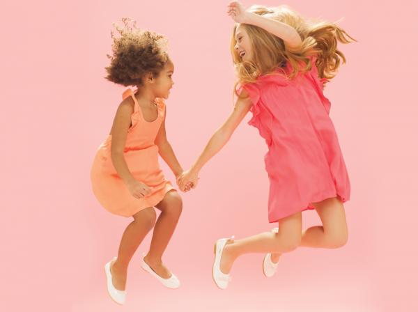 vestido para el dia para nena verano 2018 Nucleo Nenas