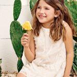 vestido para fiesta nena verano 2018 Paula Cahen D Anvers Niños