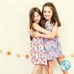 vestidos para el dia niñas Pako Peko primavera verano 2018 1