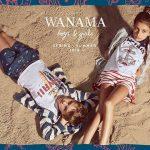 Wanama Boys Girls – moda para chicos primavera verano 2018