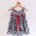 vestidos estampados para nenas Girls Boutique verano 2018