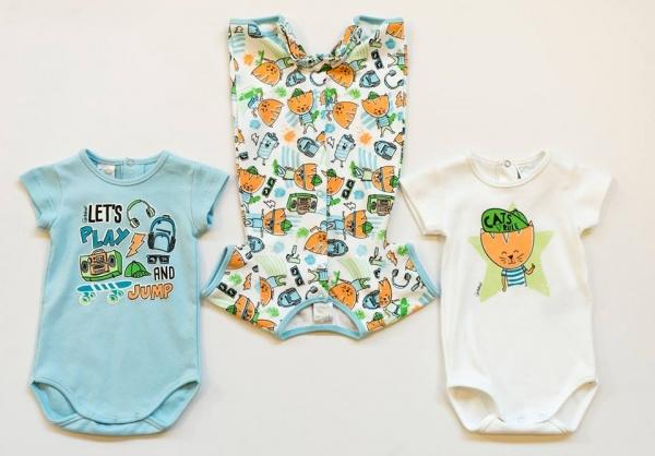 bobys bebe Grisino ropa infantil verano 2018