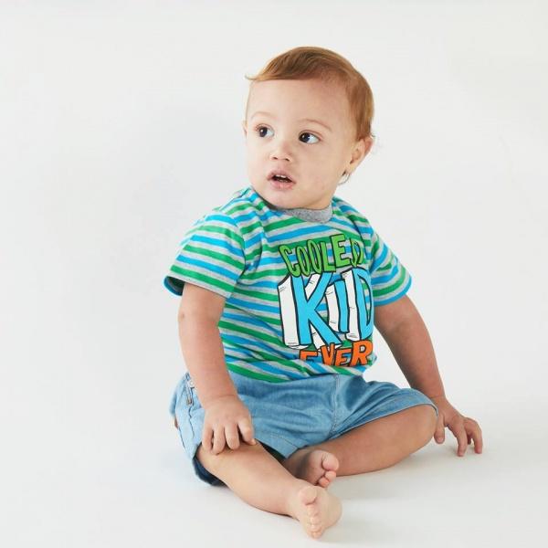 moda bebes Grisino ropa infantil verano 2018