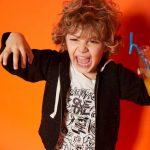 remeras con impresiones nenes Grisino ropa infantil verano 2018