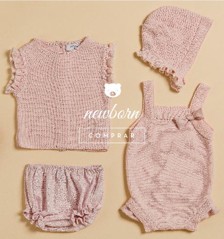 tejido a crochet para bebe verano 2018 - PIOPPA