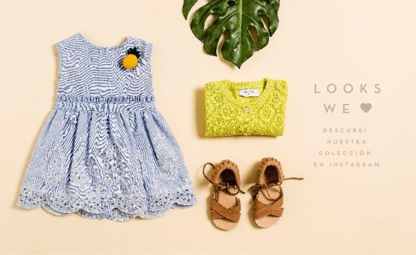 vestido para nena verano 2018 - PIOPPA