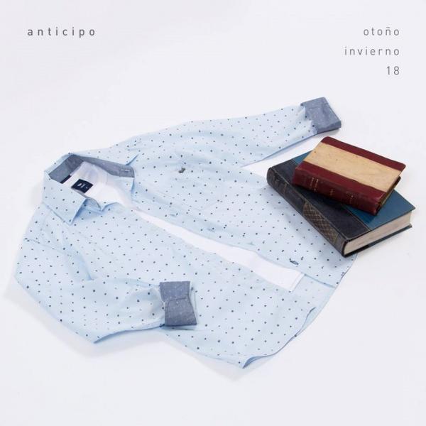 camisa para bebes minimimo co otoño invierno 2018