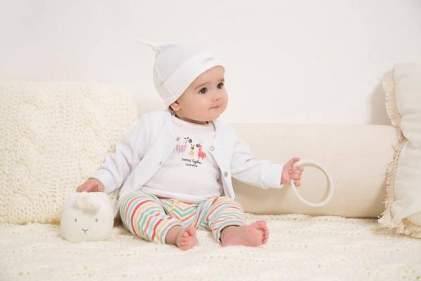 camperitas y pantlones para bebes minimimo otoño invierno 2018