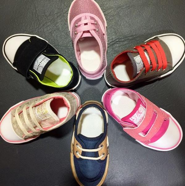 ce0b9b381 Anticipos de calzado para chicos otoño invierno 2018