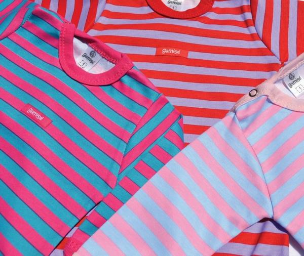 gamise bodys mangas largas para bebes a rayas otoño invierno 2018