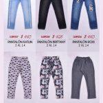 jeans para niñas abellie otoño invierno 2018