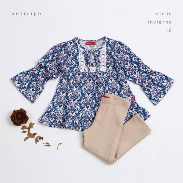 minimimo calza y camisola beba otoño invierno 2018