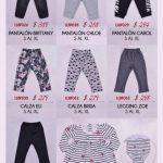 pantalones para beba abellie otoño invierno 2018