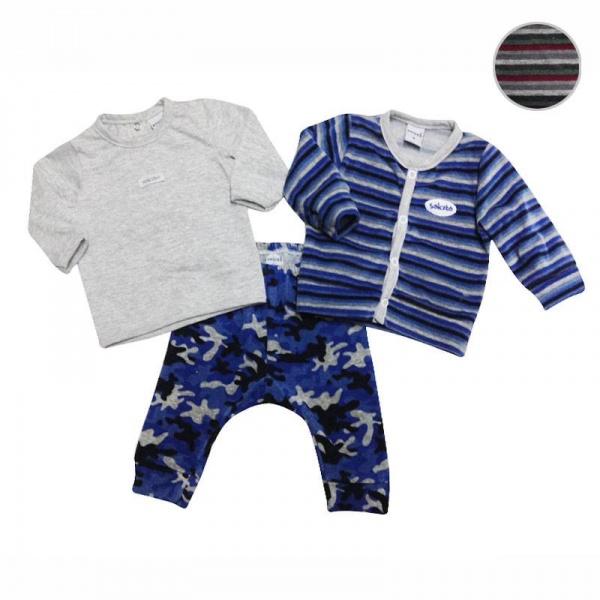 pantalones y buzitos de plush estampado bebes solcito otoño invierno 2018