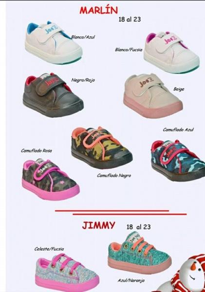 3f40ce117 calzados para bebes joe Hopi otoño invierno 2018
