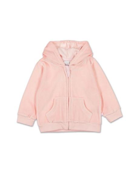 campera rosada plush beba cheeky otoño invierno 2018