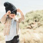 cardigan lana para niños Pioppa otoño invierno 2018