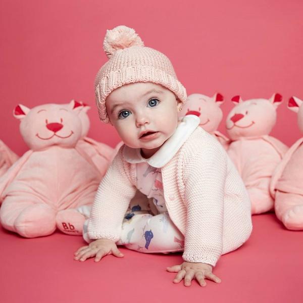 64a403726 cardigan tejido beba cheeky otoño invierno 2018 1