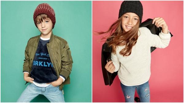 cheeky ropa para niños otoño invierno 2018