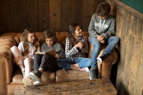 jeans para chicos mimo co otoño invierno 2018