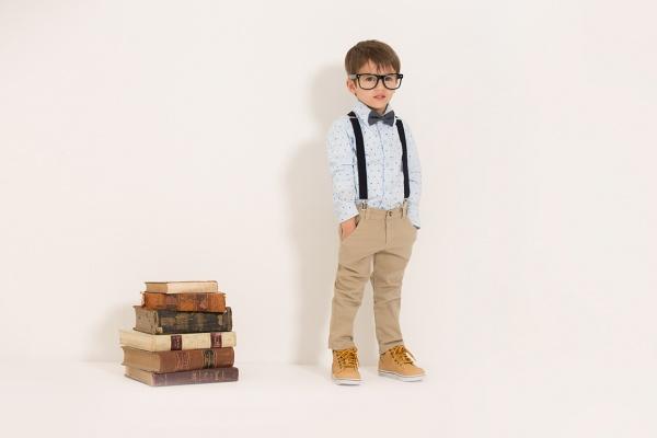 look formal para niño con tiradores otoño invierno 2018 mimo co