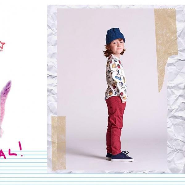 pantalones de jeans colores para niños babu otoño invierno 2018