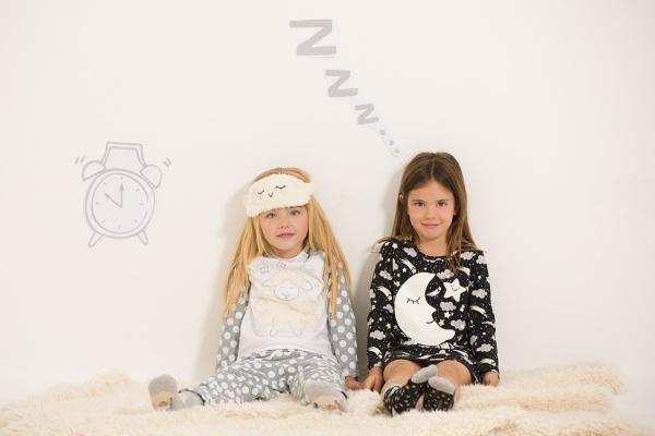 pijamas para nenas mimo co otoño invierno 2018
