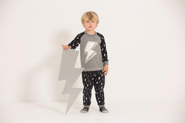 pijamas para nene mimo co otoño invierno 2018