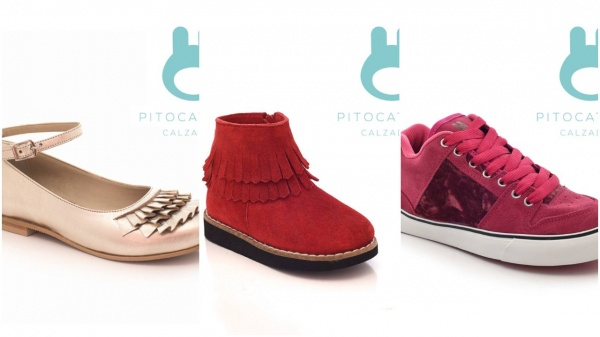pitocatalan calzado para niñas y bebas otoño invierno 2018