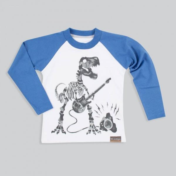 remera bebe estampa dinosaurio baby cheito otoño invierno 2018