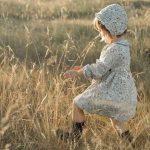 vestido corto mangas largas de falda plisada pioppa otoño invierno 2018 e1519408612906