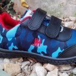 zapatillas camufladas velcro niños joe hopi otoño invierno 2018