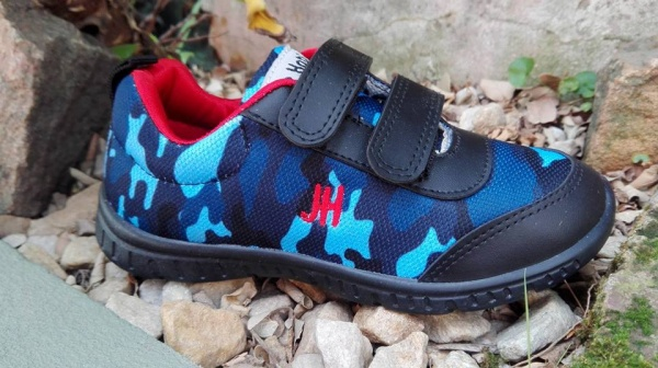 7c135f1d6 zapatillas camufladas velcro niños joe hopi otoño invierno 2018 ...