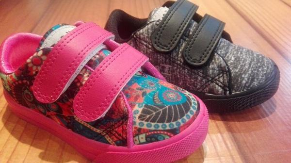 zapatillas con abrojos para chicos joe hopi otoño invierno 2018