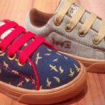 zapatillas de lona abrigadas para niños Joe hopi otoño invierno 2018
