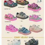 zapatillas niños con velcro otoño invierno 2018 joe Hopi