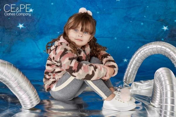 campera polar niña niñaotoño invierno 2018