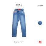 jeans para niña Emmo otoño invierno 2018