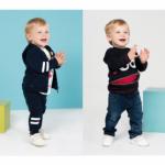 jeans y joggins para bebes Gepetto otoño invierno 2018