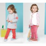 look para niñas pequeñas Gepetto otoño invierno 2018