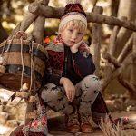 look para niños Paula Cahen d Anvers NIños invierno 2018