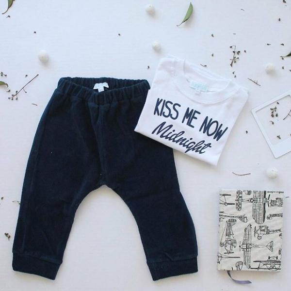 pantalones para bebes lelefantino otoño inivierno 2018