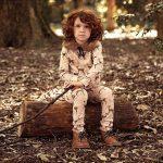 pantalones y buzos estampado con detalles en piel sintetica niñas Paula Cahen d Anvers NIños invierno 2018