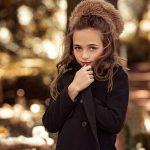 saco micropolar para niña Paula Cahen d Anvers NIños invierno 2018