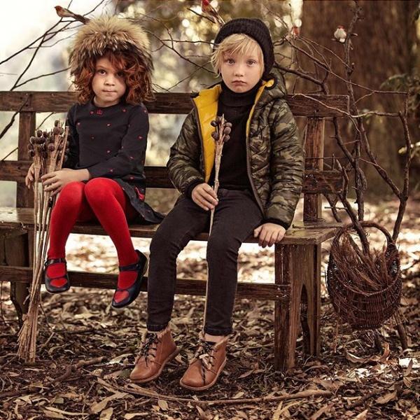 vestido corto mangas largas para usar con cancan niña Paula Cahen d Anvers NIños invierno 2018