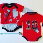 Bodys para bebes originales A la Pipeta invierno 2018