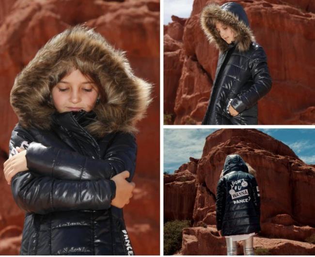 camperones para niñas Gimos invierno 2018