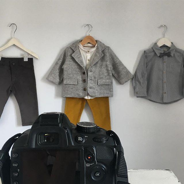 look fiesta para niños ropa Gro otoño invierno 2018